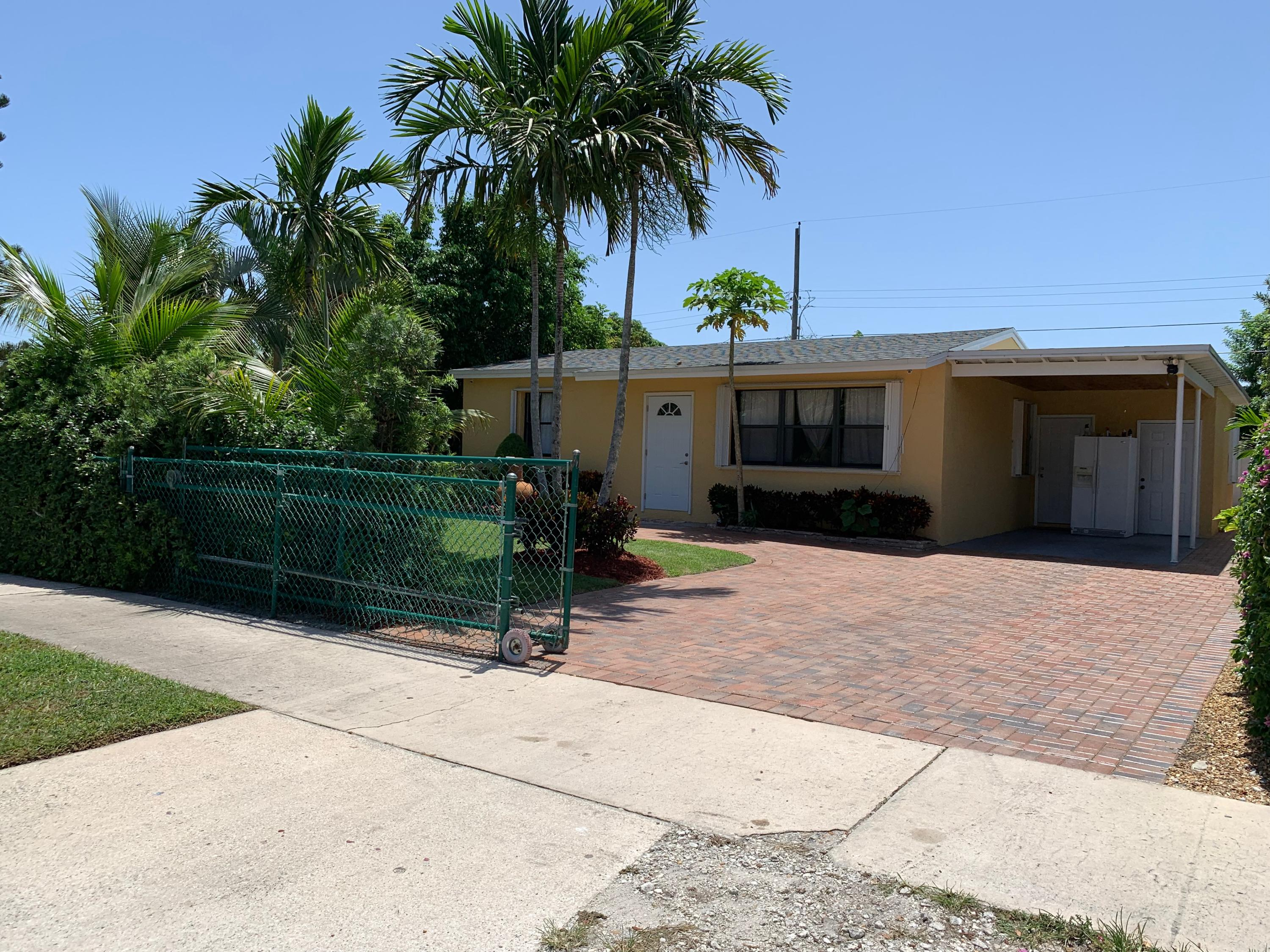 Home for sale in WHISPERING PALMS PL 1 IN Lake Worth Florida
