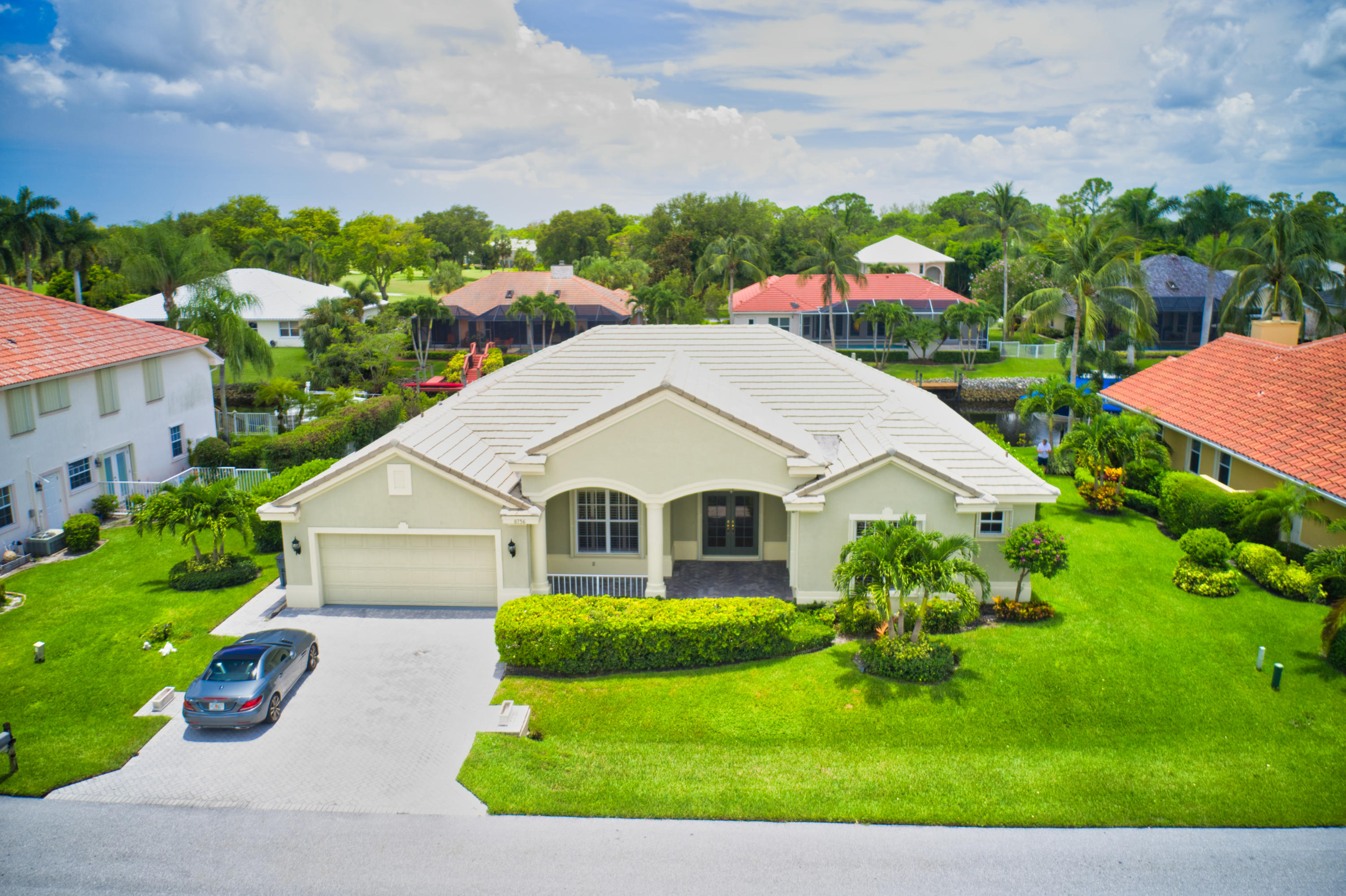 New Home for sale at 8756 Water Oak Place in Tequesta