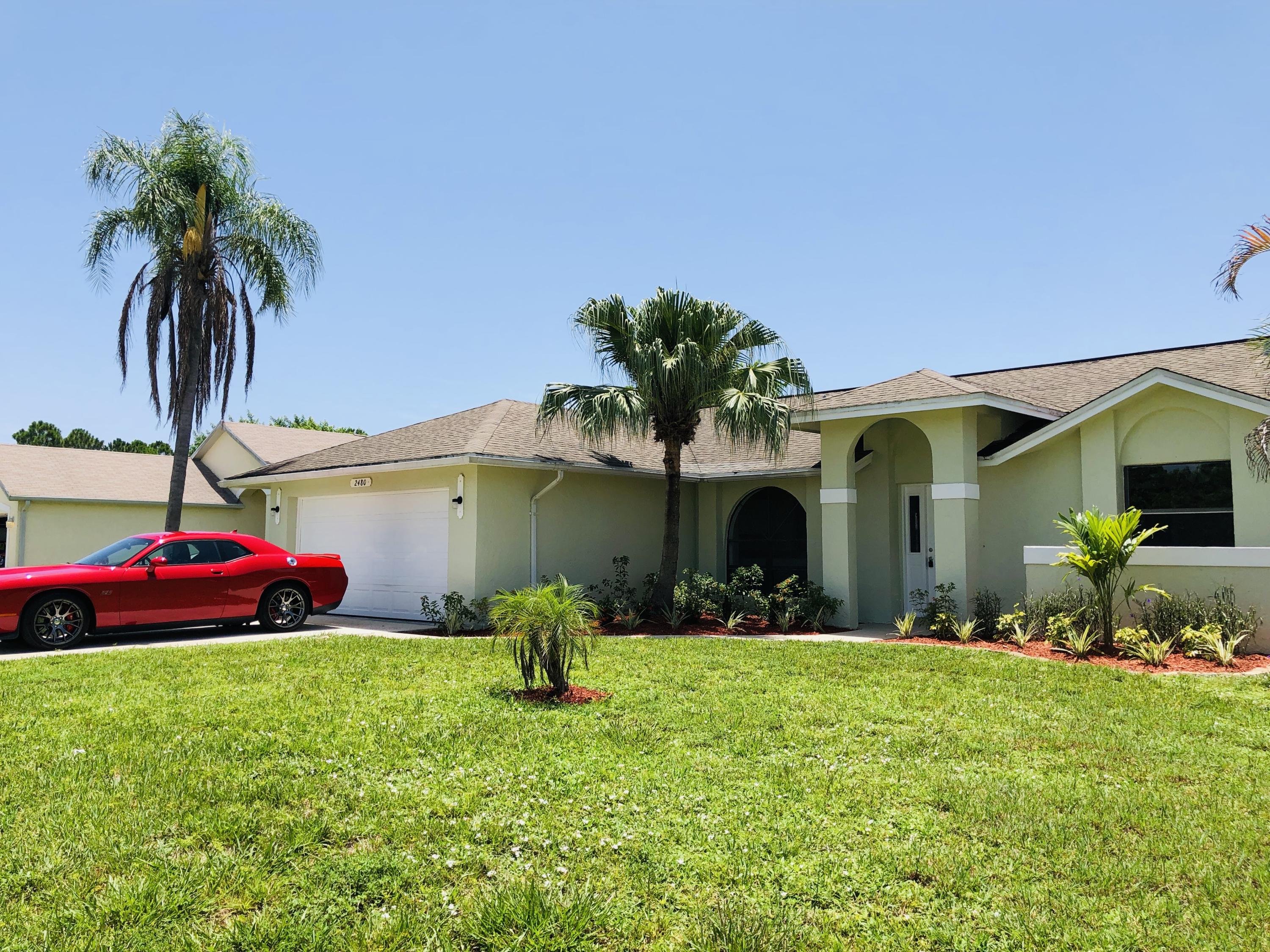 Home for sale in East Of Us 1 Sandhill Crossing Port Saint Lucie Florida