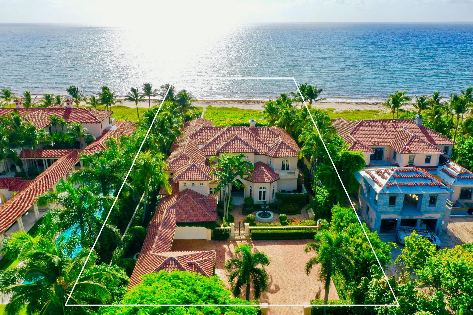 Photo of 1555 N Ocean Boulevard, Gulf Stream, FL 33483