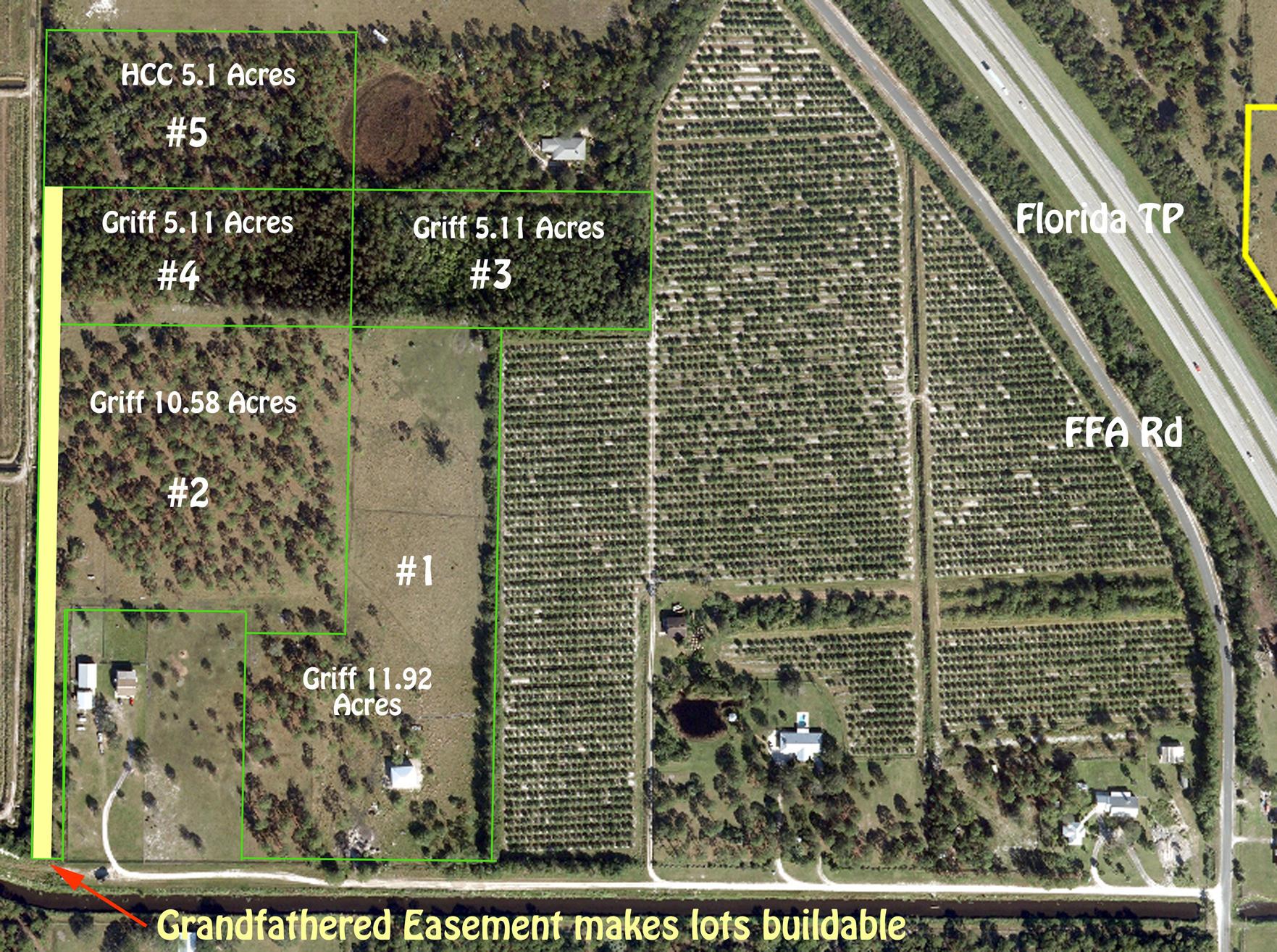 641 Ffa Road, Fort Pierce, Florida 34945, ,Land and Docks,For Sale,Ffa,RX-10546443