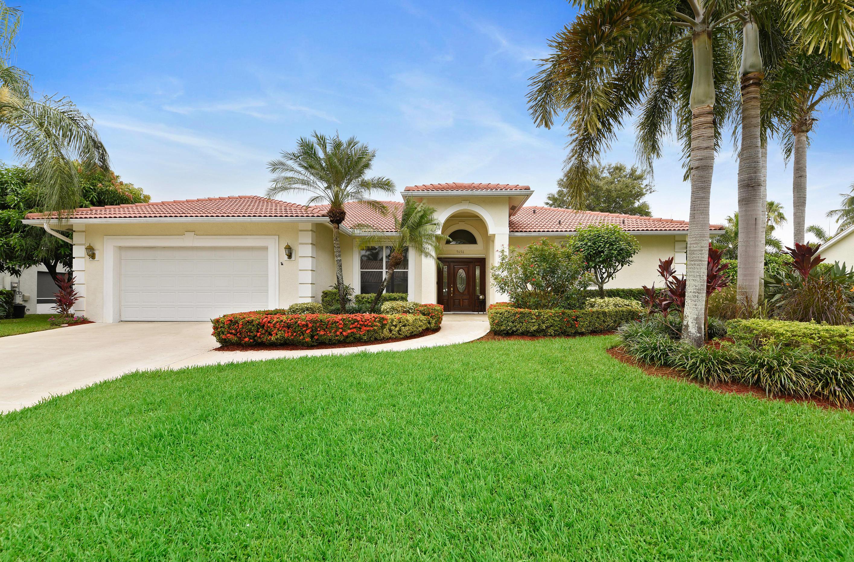 Home for sale in Cypress Creek West Boynton Beach Florida