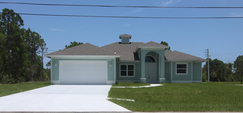 Photo of 5451 NW Crisona Circle, Port Saint Lucie, FL 34953