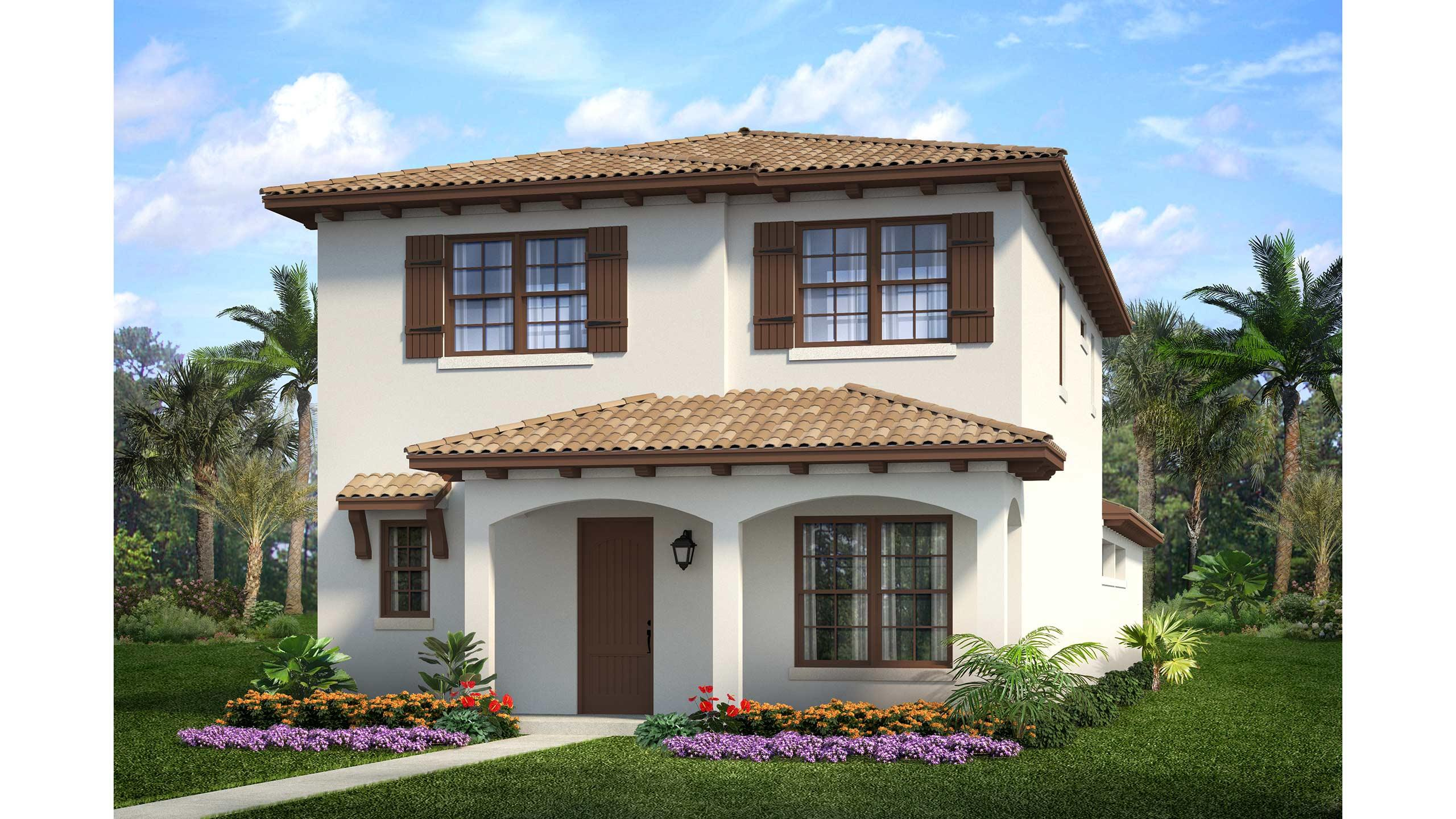 New Home for sale at 8055 Hobbes Way in Palm Beach Gardens