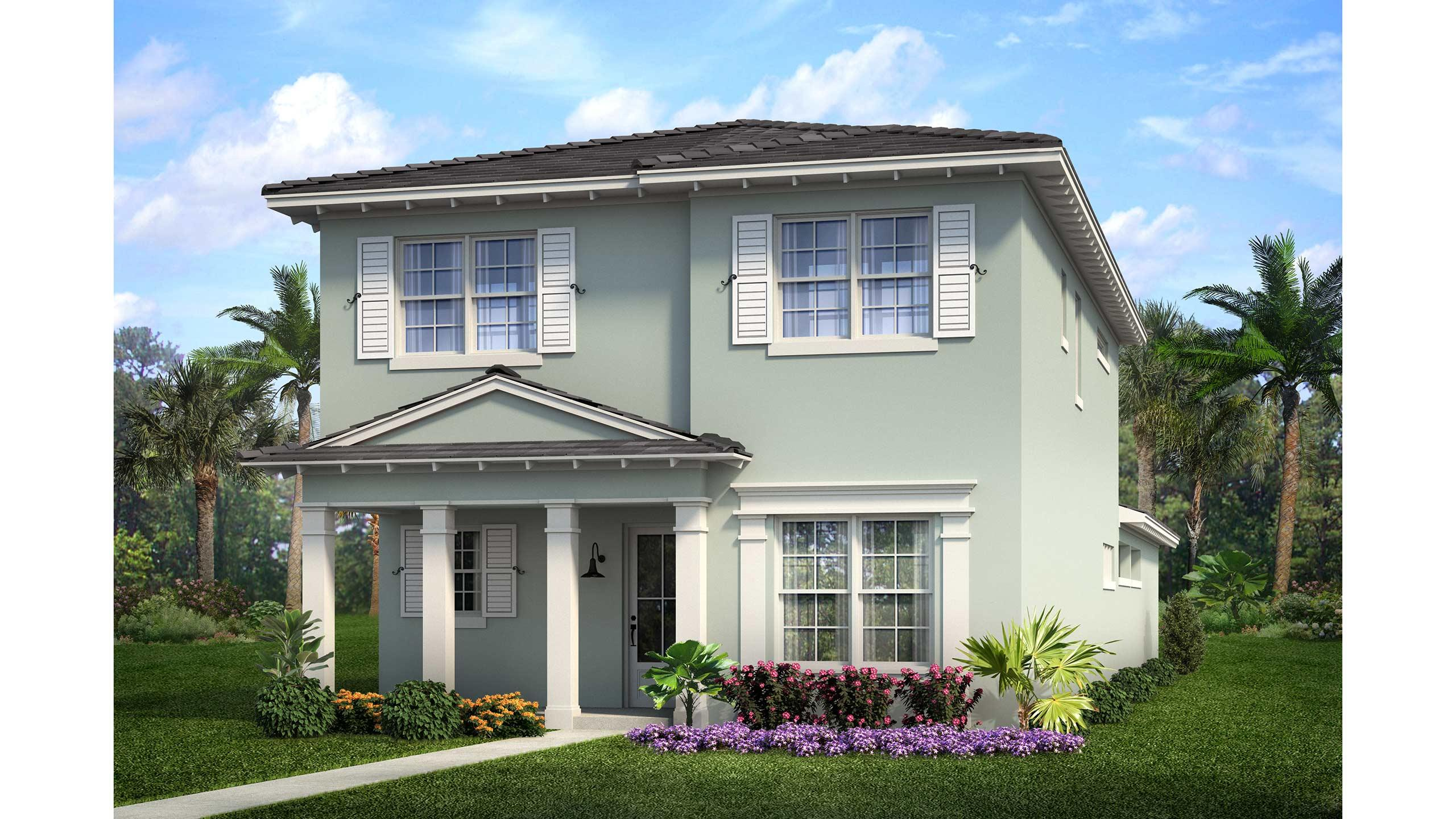 New Home for sale at 8059 Hobbes Way in Palm Beach Gardens