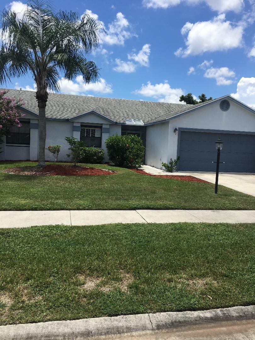 Home for sale in LAKES OF SHERBROOKE PH 7 Lake Worth Florida