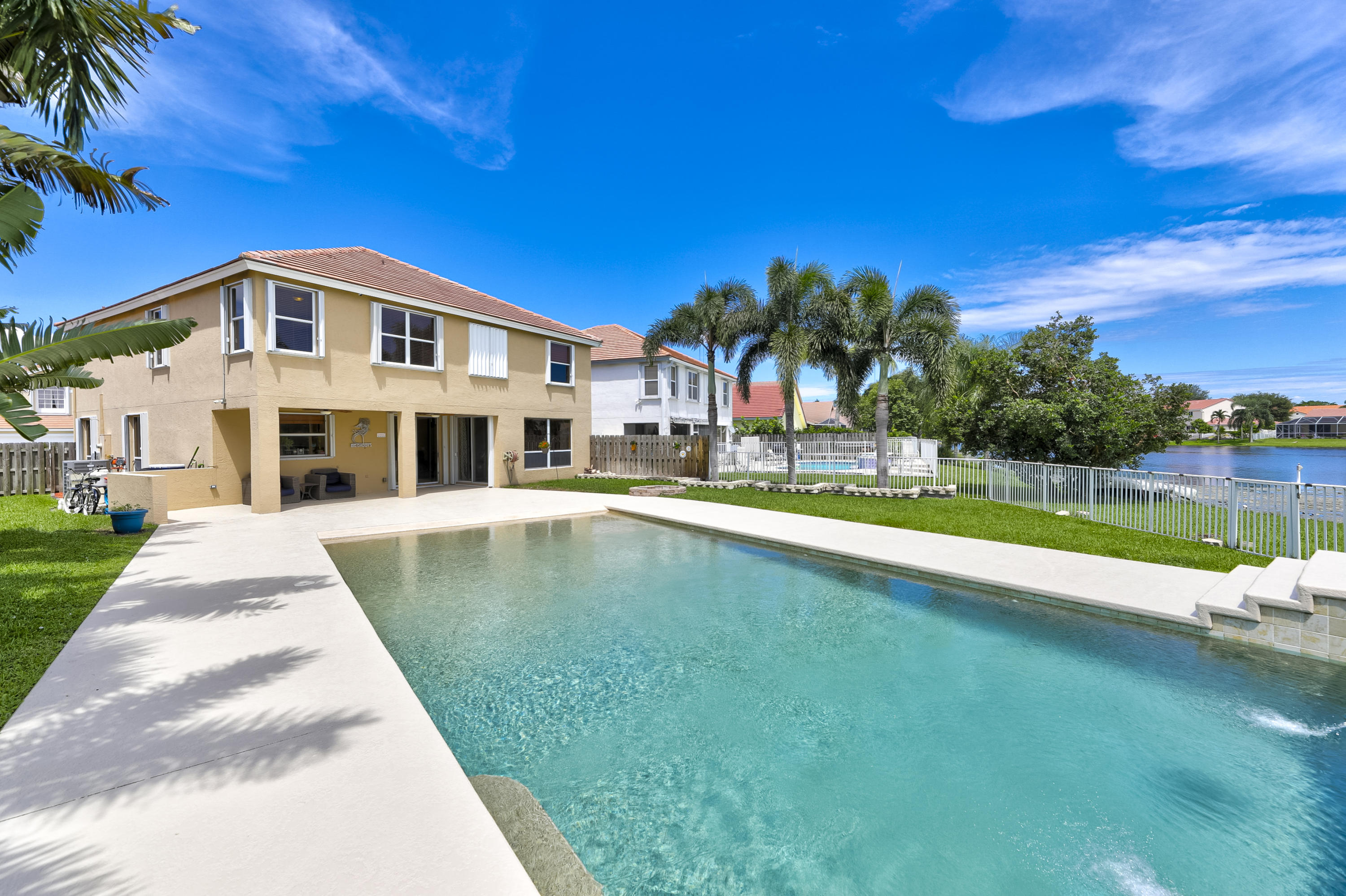 Home for sale in Lake Pointe Lake Worth Florida