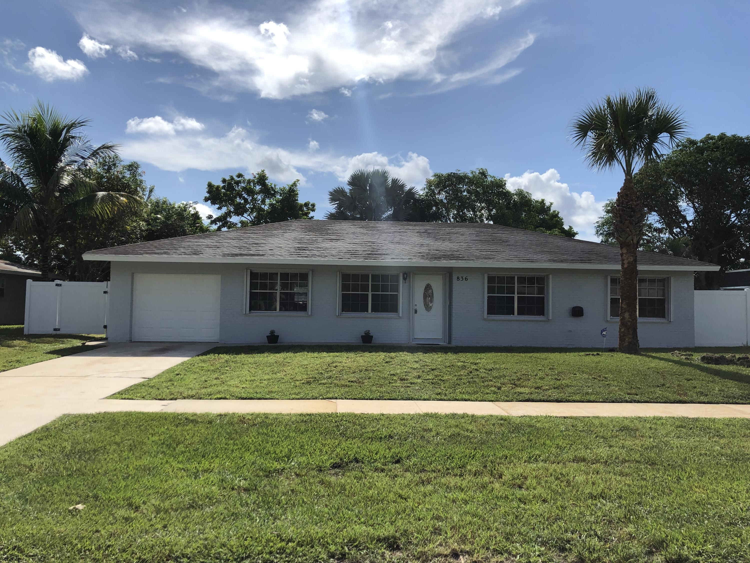 836 Azalea Drive Royal Palm Beach, FL 33411