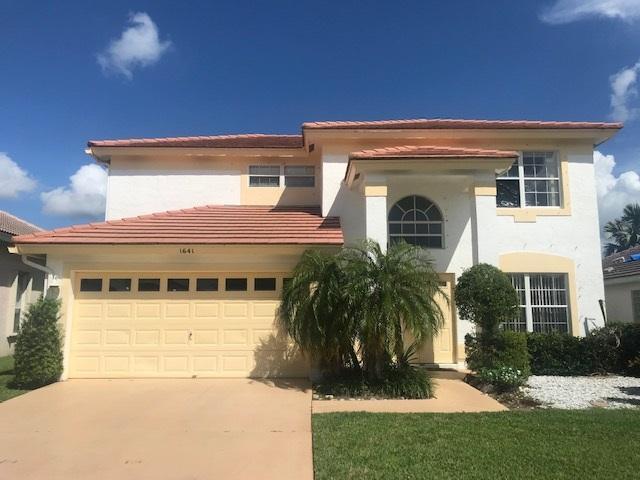 1641 Lakefield North Court Wellington, FL 33414