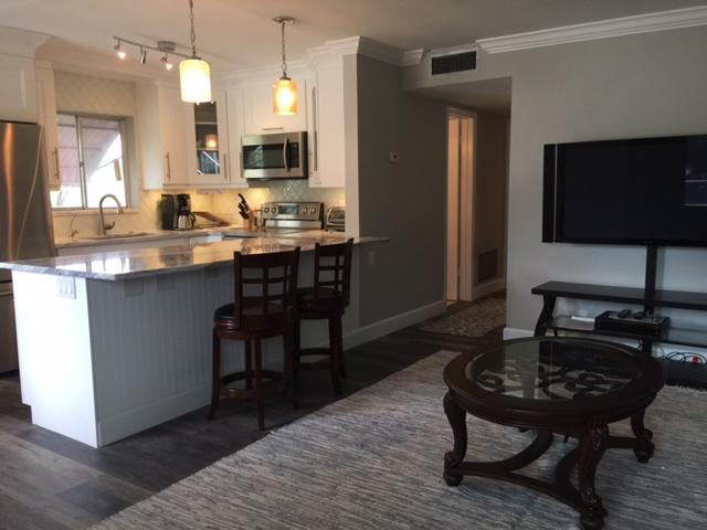 Photo of home for sale at 2840 Lake Osborne Drive, Lake Worth Beach FL