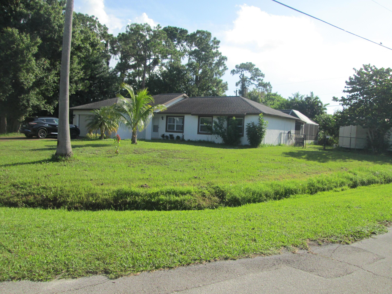 2497 SW Warwick Street  Port Saint Lucie FL 34953