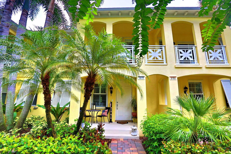 3175 Community Drive, Jupiter, Florida 33458, 3 Bedrooms Bedrooms, ,2.1 BathroomsBathrooms,A,Townhouse,Community,RX-10546710