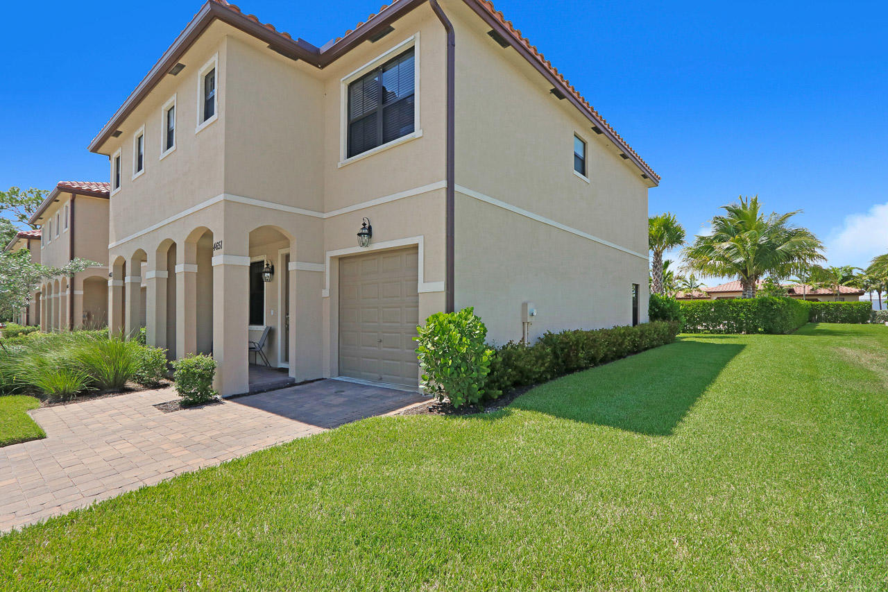 Photo of home for sale at 4651 Silver Saw Lane, Lake Worth FL