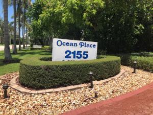 2155 S Ocean Boulevard 25 For Sale 10549281, FL