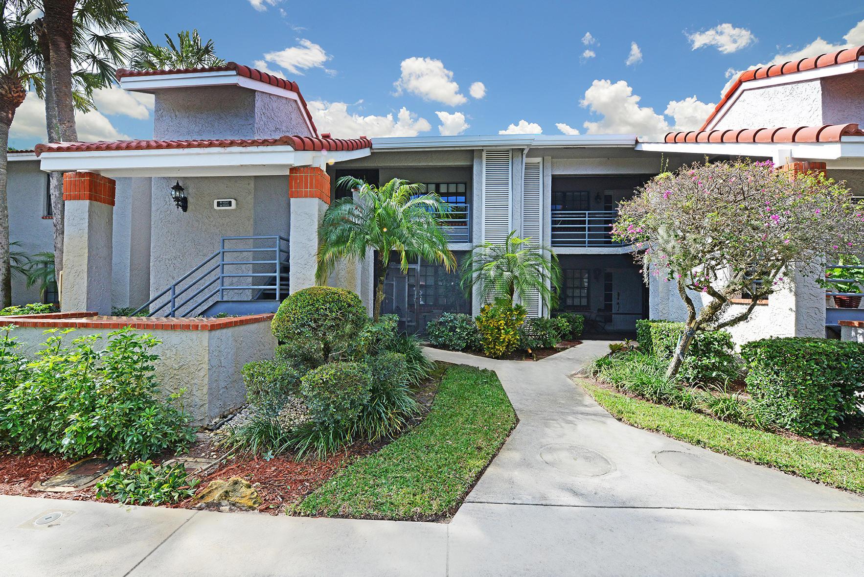 Home for sale in BANNOCK CONDO Boynton Beach Florida