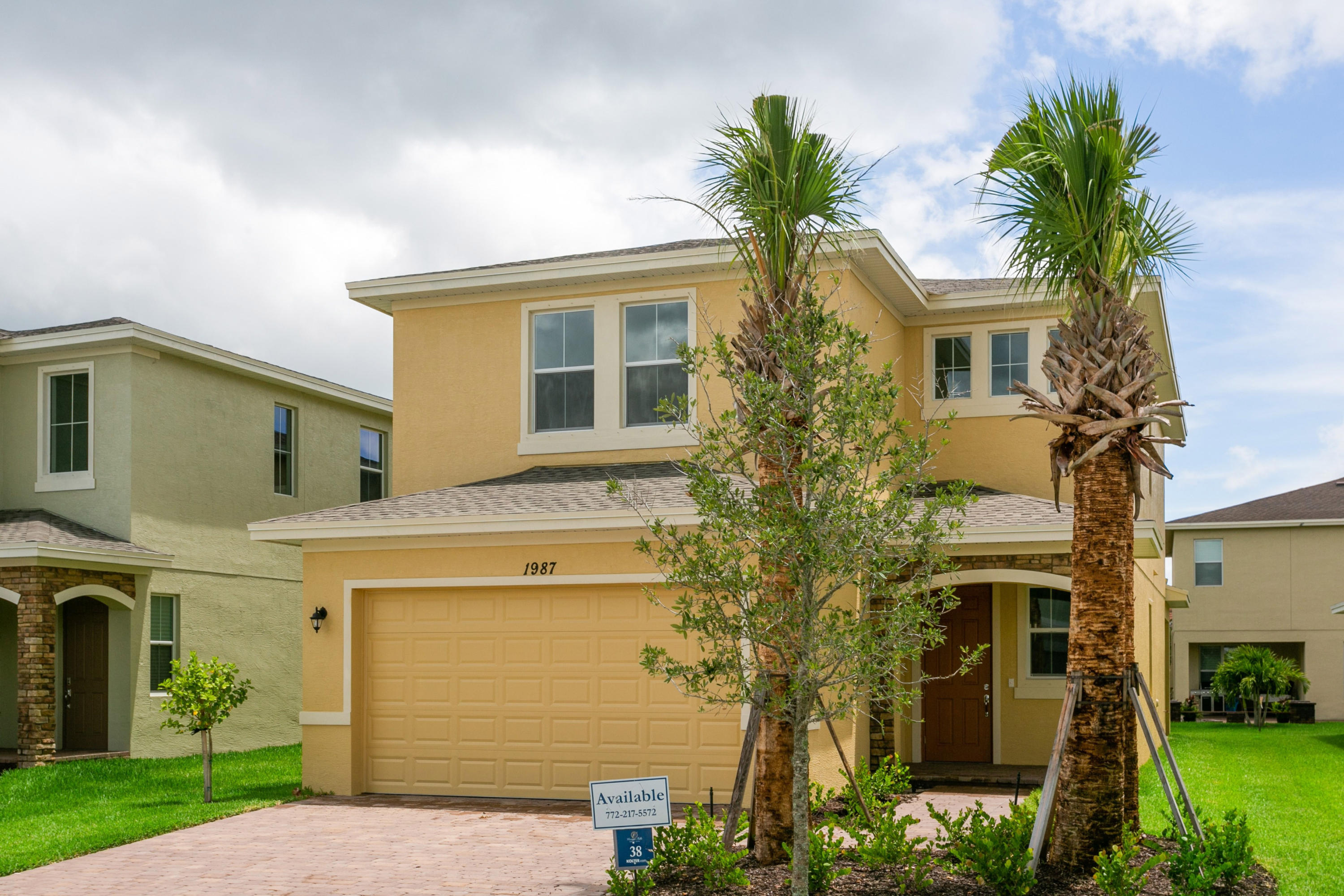 1987 NW Cataluna Circle Port Saint Lucie, FL 34986