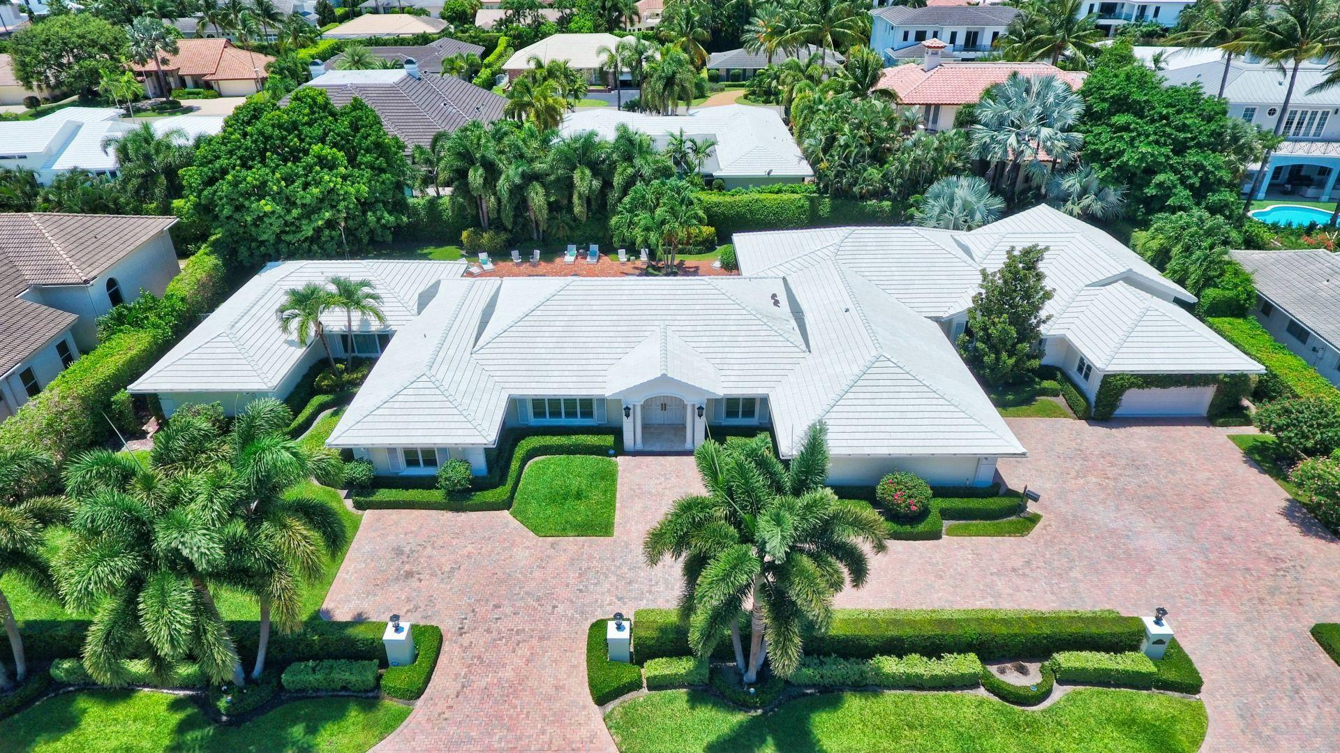 Photo of home for sale at 2323 Areca Palm Road, Boca Raton FL
