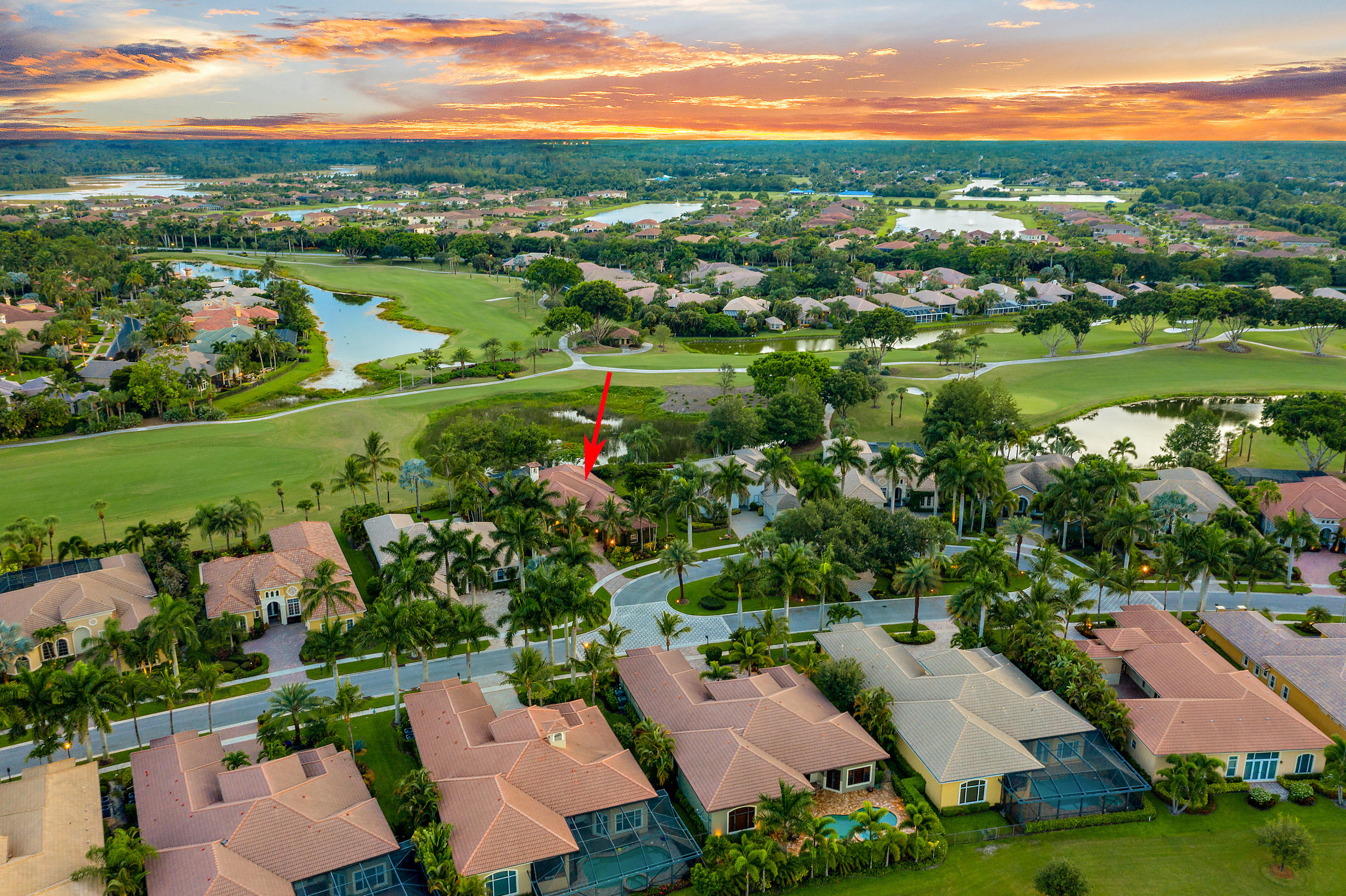 Home for sale in Cranes Pointe - Ibis West Palm Beach Florida