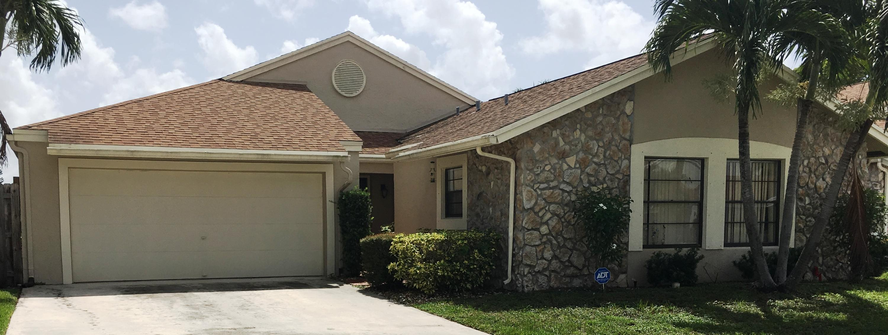 Photo of home for sale at 21020 Windemere Lane, Boca Raton FL