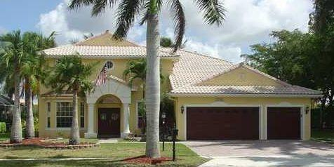 Photo of home for sale at 12757 Hyland Circle, Boca Raton FL