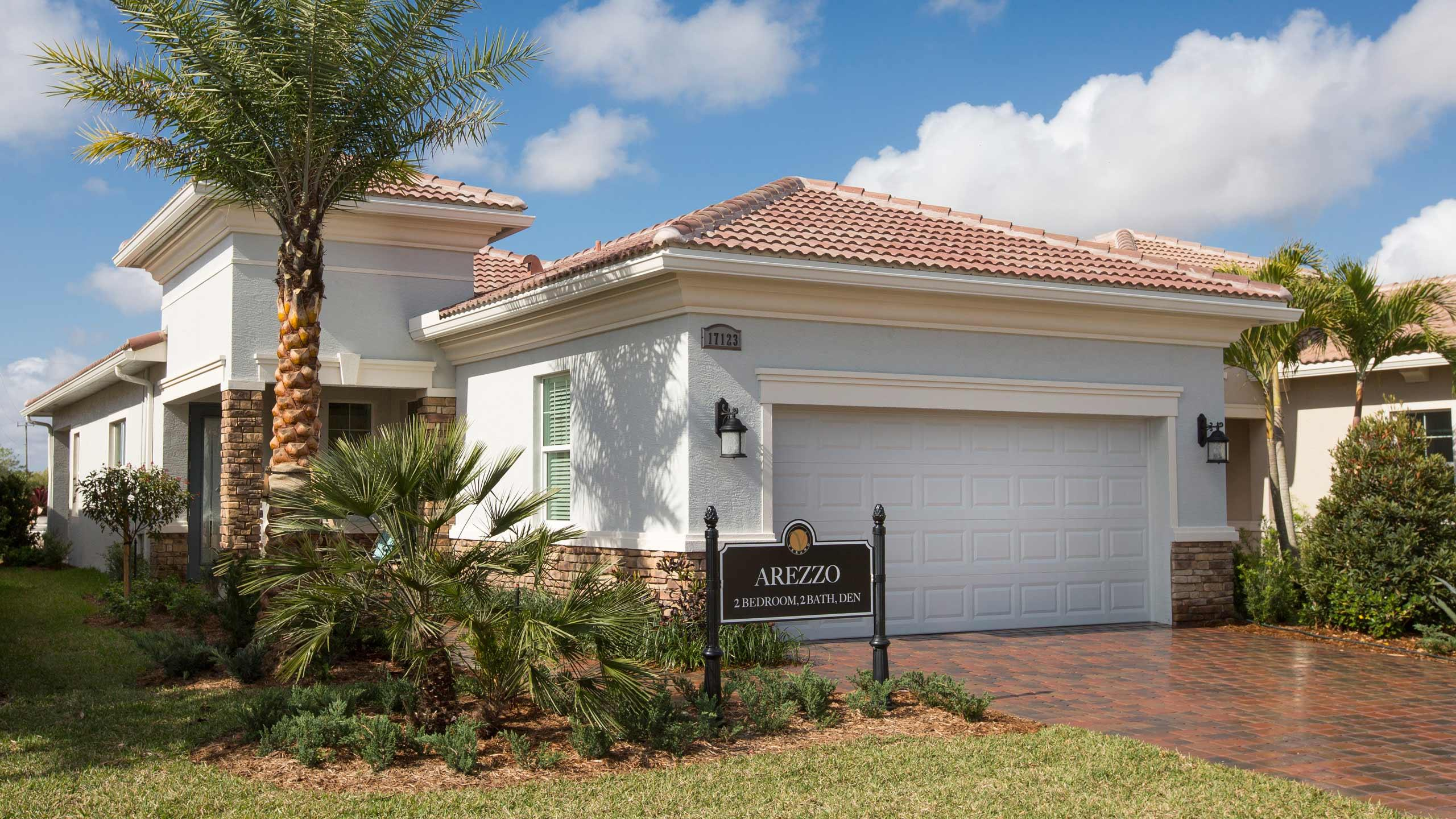 Photo of home for sale at 20018 Caserta Way, Port Saint Lucie FL