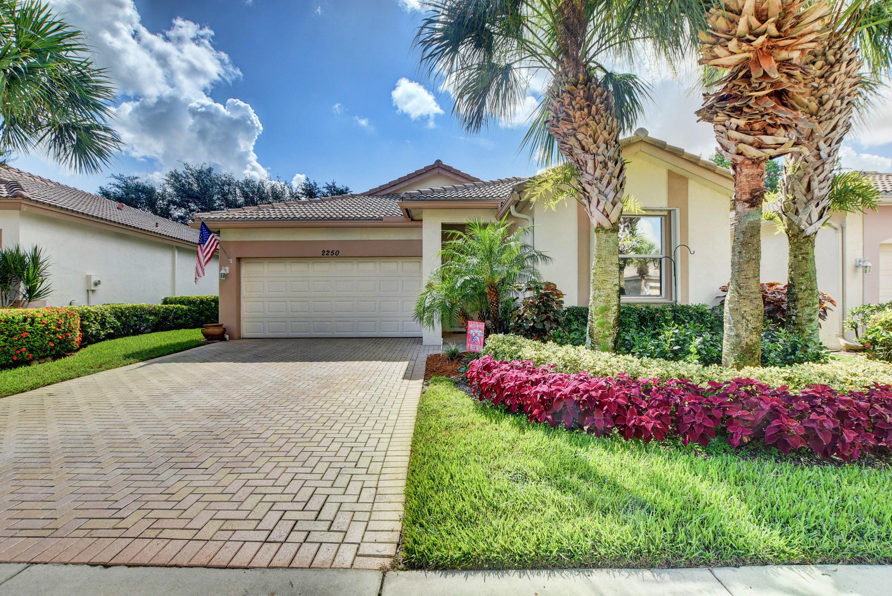 2250 Sapphire Circle West Palm Beach, FL 33411