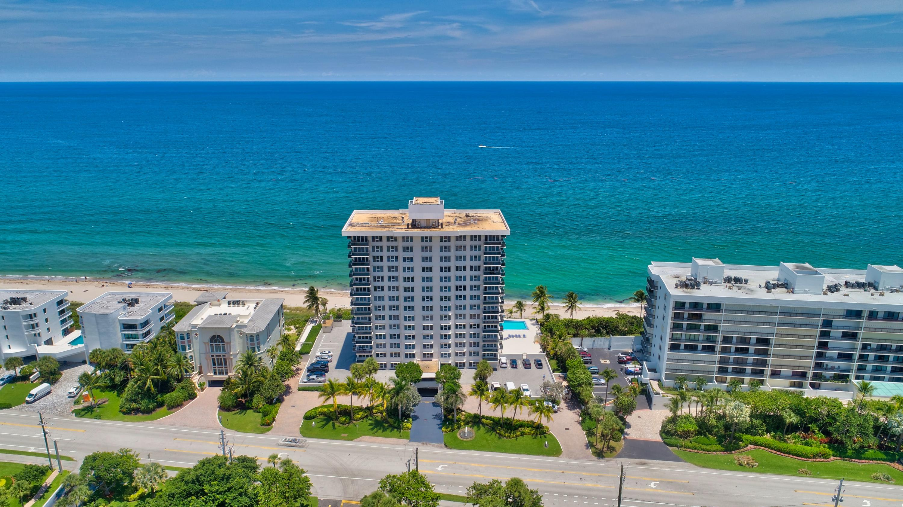 OCEAN REEF TOWERS REALTY