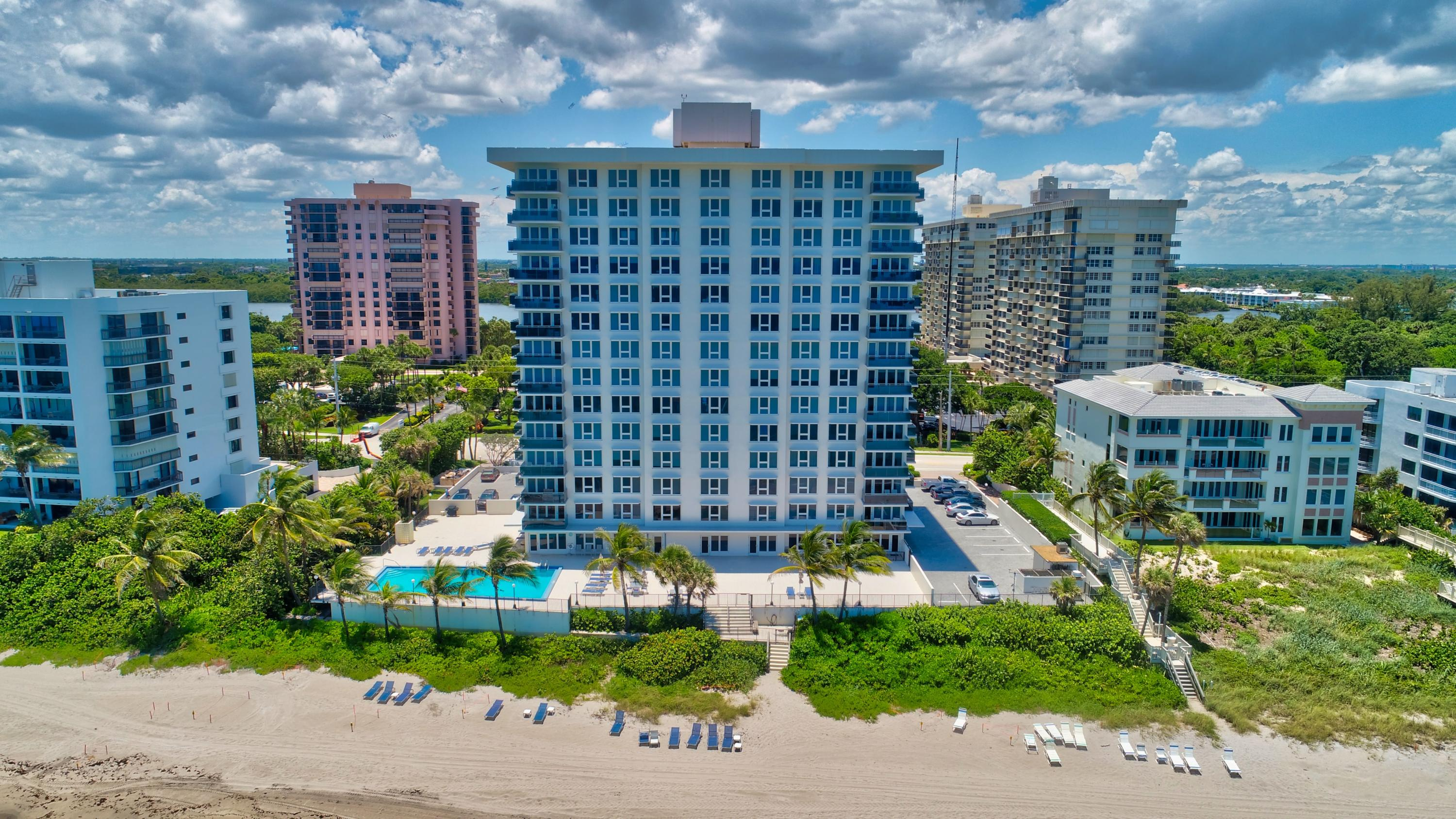 OCEAN REEF TOWERS BOCA RATON FLORIDA