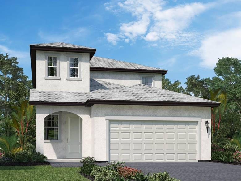 Photo of home for sale at 1819 Lake Cove Drive, Lake Worth FL