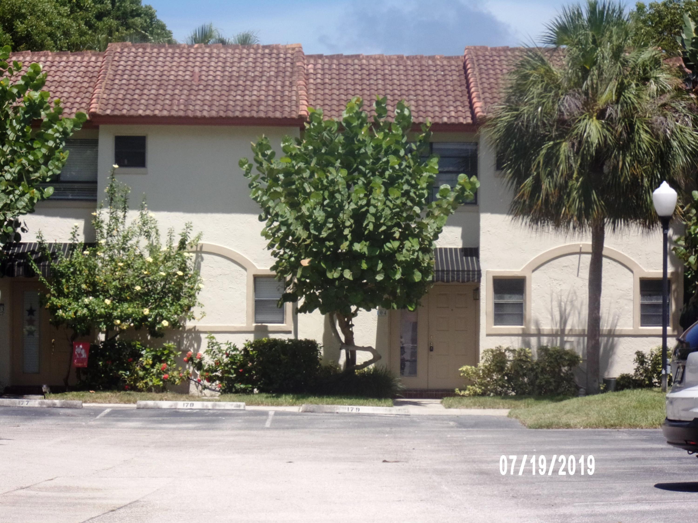 Home for sale in SUNFLOWER CONDO Boca Raton Florida