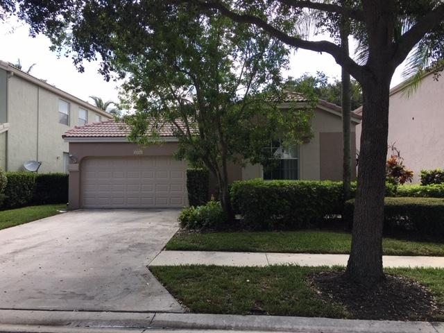 Photo of home for sale at 2146 Chagall Circle, West Palm Beach FL