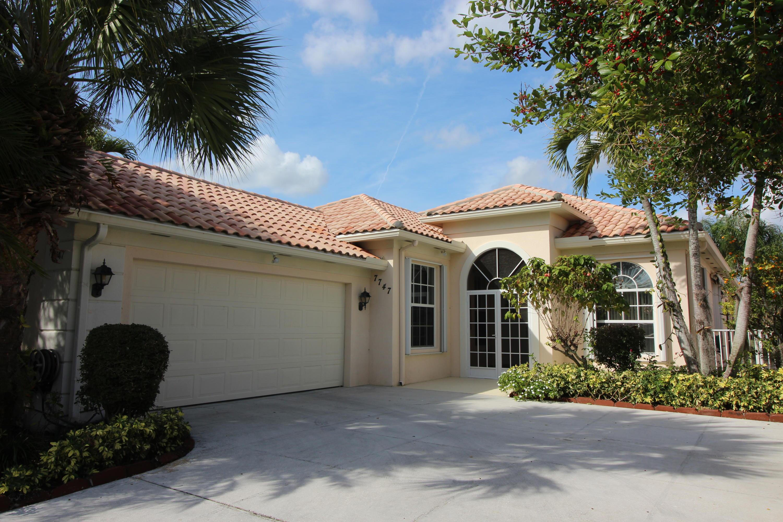7747 Quida Drive West Palm Beach, FL 33411