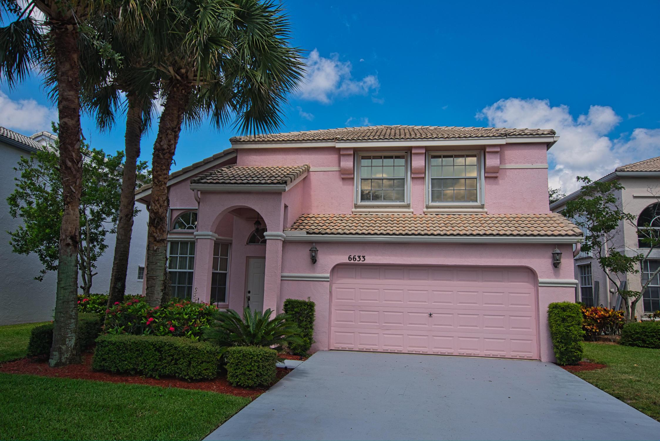 6633 Waverly Lane Lake Worth, FL 33467
