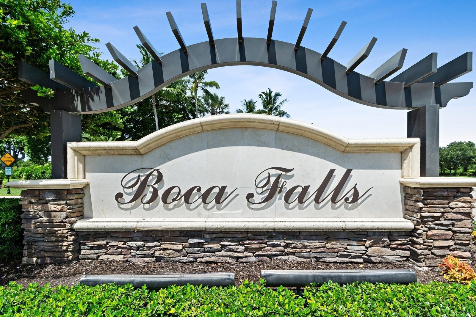 BOCA FALLS HOMES