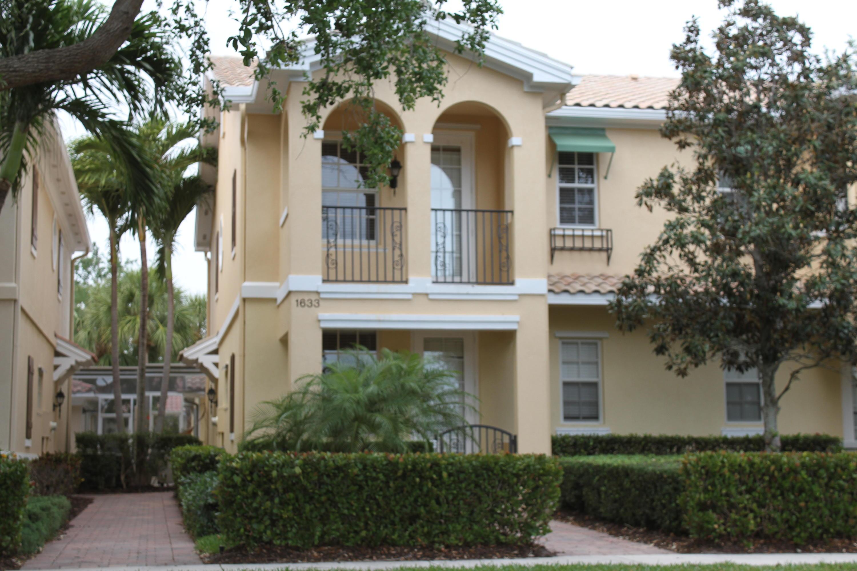 1633 Jeaga Drive, Jupiter, Florida 33458, 3 Bedrooms Bedrooms, ,3 BathroomsBathrooms,F,Townhouse,Jeaga,RX-10549544