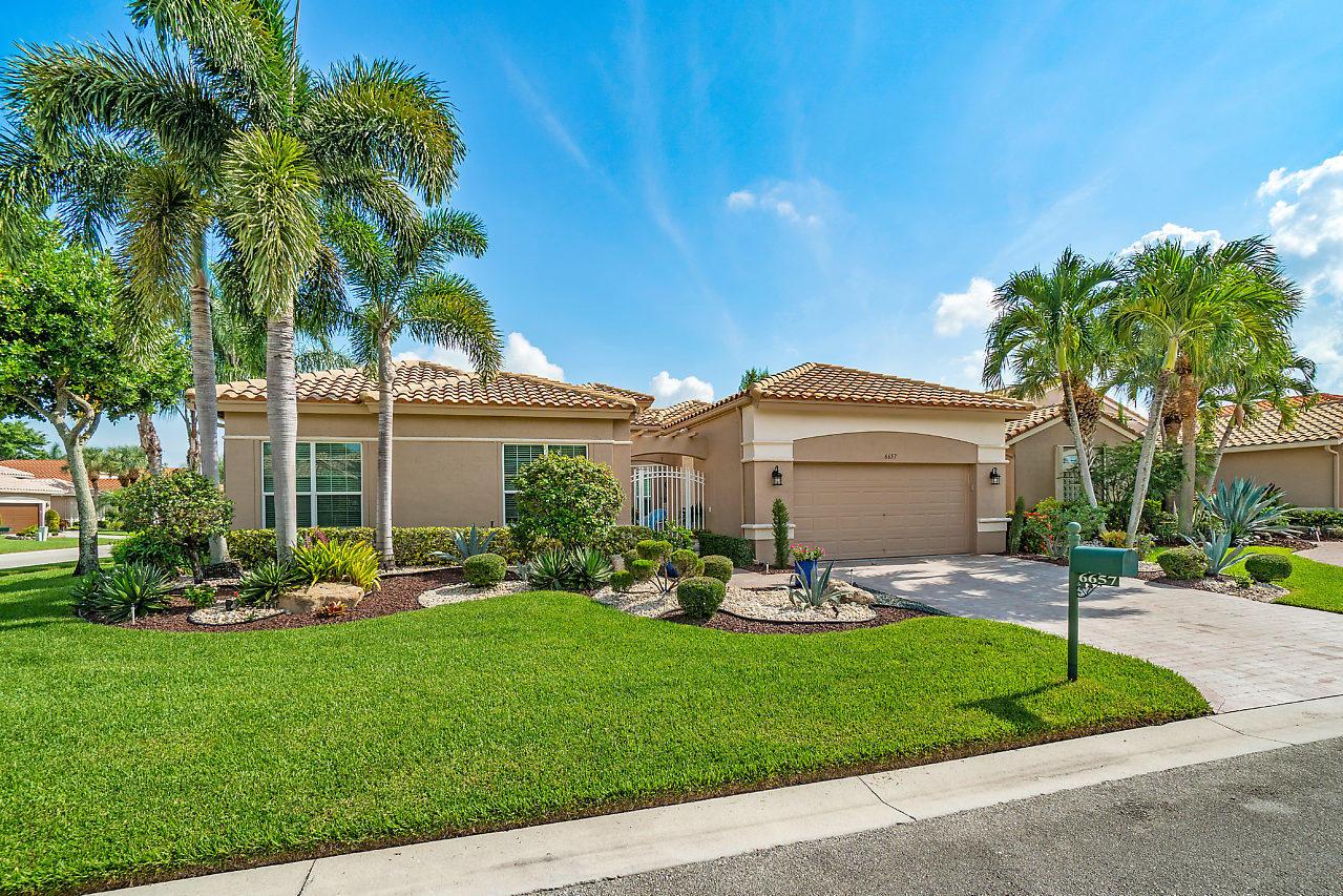 6657 Maggiore Drive  Boynton Beach, FL 33472