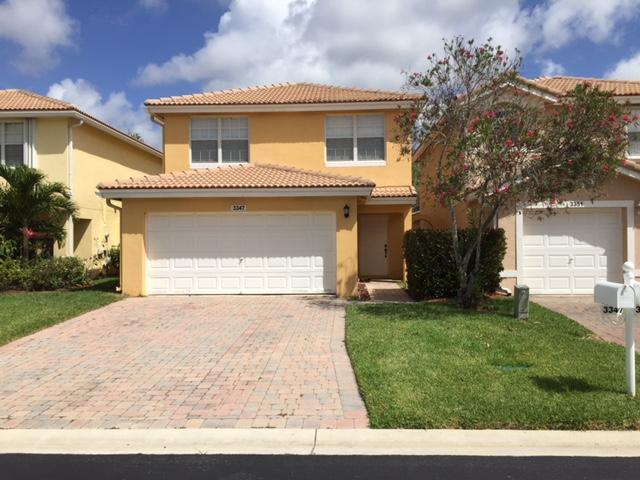 3347 Blue Fin Drive West Palm Beach, FL 33411