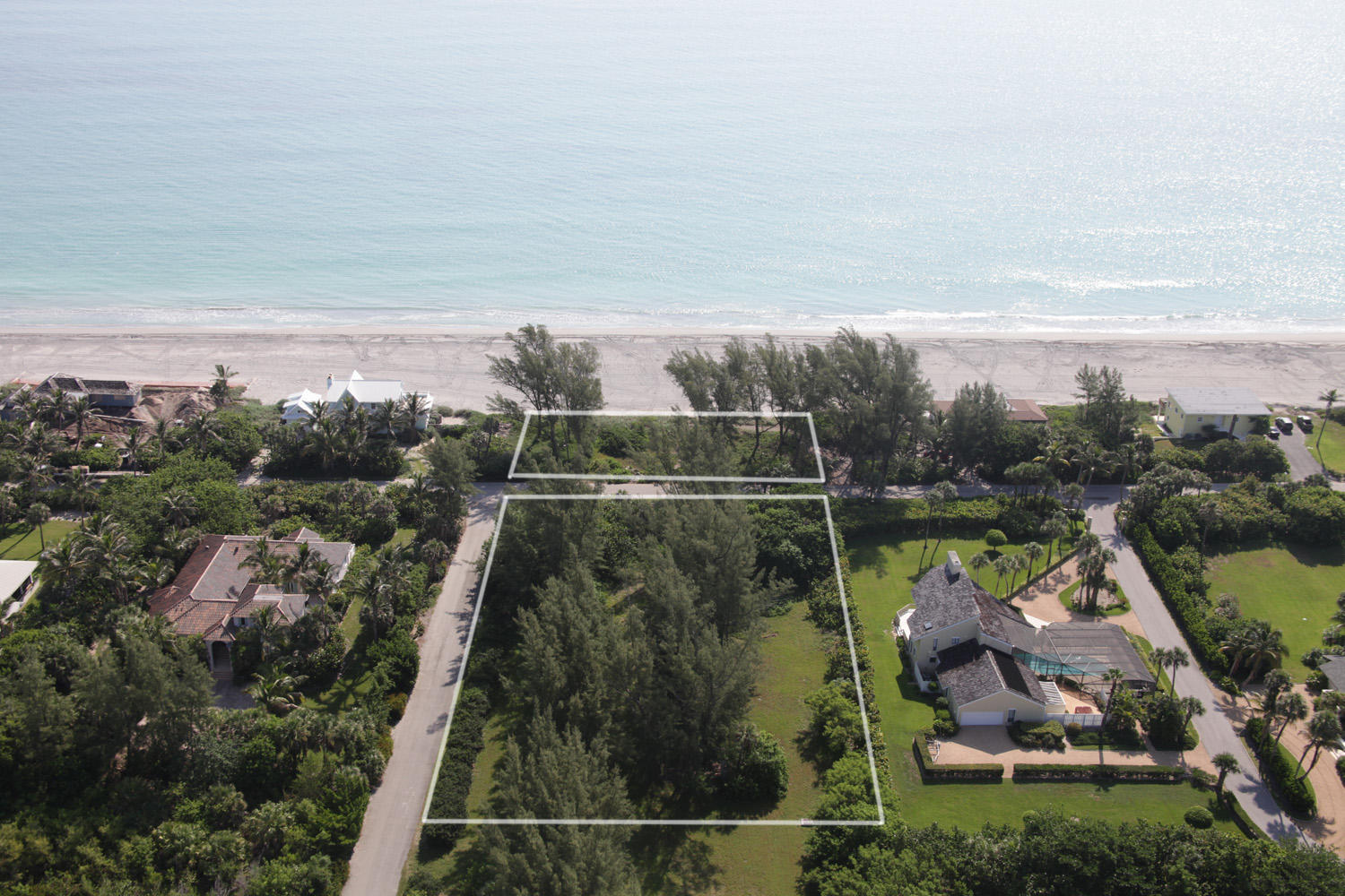 LOTS 1 & 1A NORTH BEACH ESTATES (PB 14 PG 82)