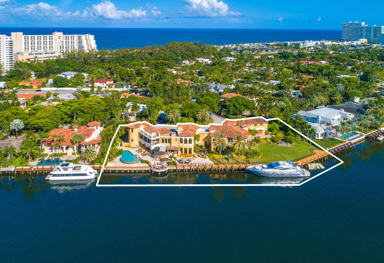 Photo of 1235 E Lake Drive, Fort Lauderdale, FL 33316
