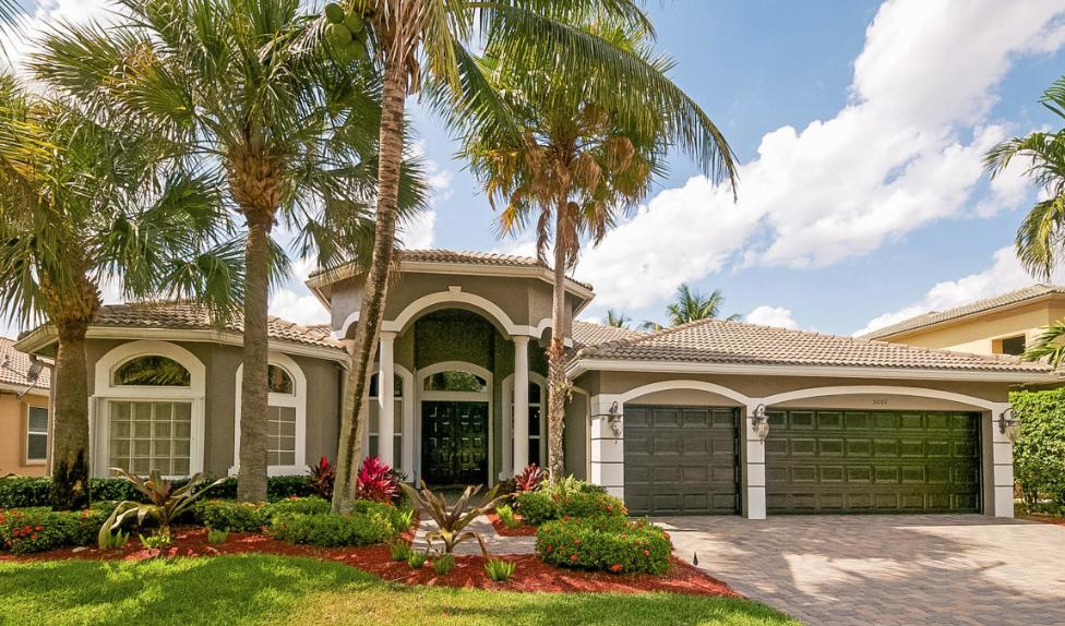 Home for sale in Countryside Estates Wellington Florida