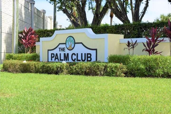 PALM CLUB VILLAGE I CONDO PROPERTY