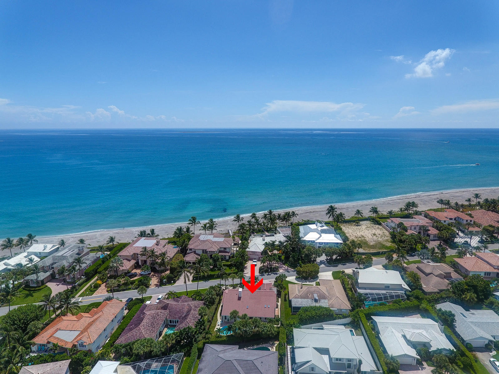 New Home for sale at 41 Ocean Drive in Jupiter Inlet Colony