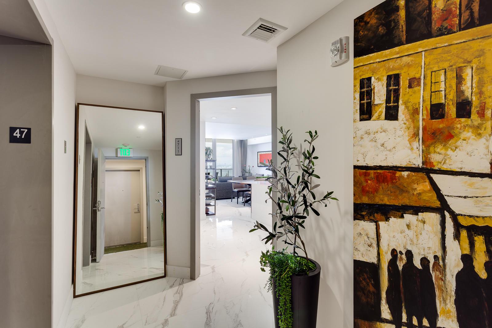 Home for sale in Aria On The Bay Condo Miami Florida