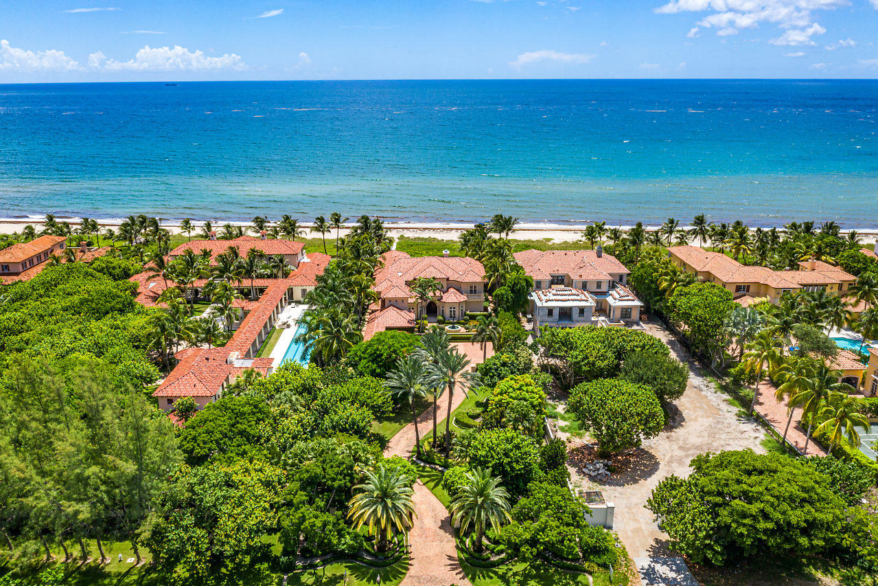 1555 Ocean Boulevard, Gulf Stream, Florida 33483, 6 Bedrooms Bedrooms, ,7.2 BathroomsBathrooms,Single Family Detached,For Sale,Ocean,RX-10546433