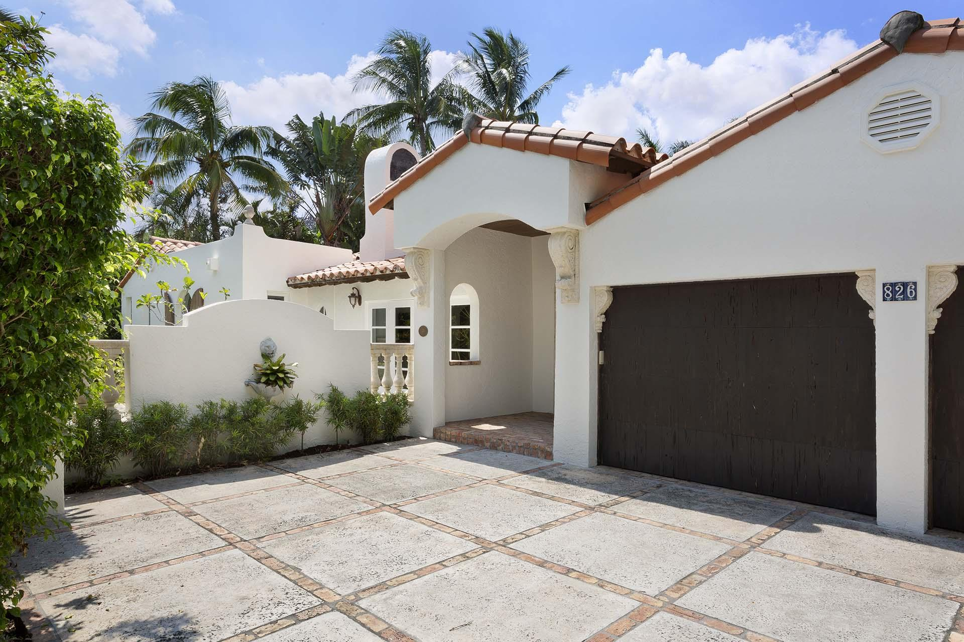 Home for sale in Old Floresta Boca Raton Florida