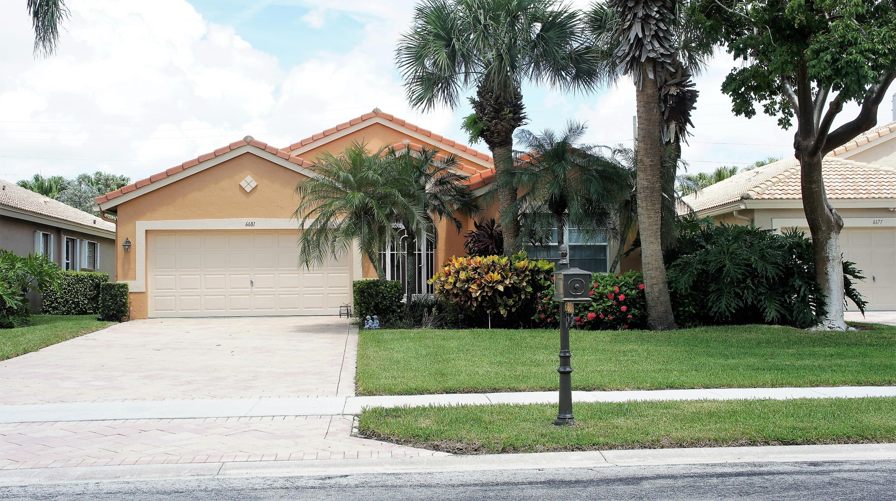 Home for sale in Pipers Glen Boynton Beach Florida