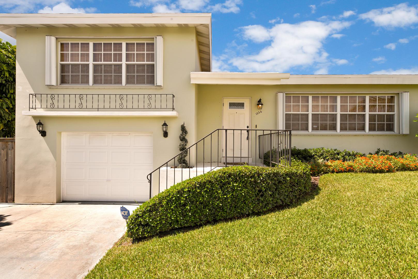 Home for sale in LAKE OSBORNE ESTATES 6 Lake Worth Florida
