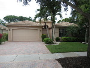 VALENCIA SHORES 1 home 8951 Majorca Bay Drive Lake Worth FL 33467