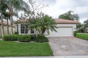 VALENCIA SHORES 1 home 7582 Pebble Shores Terrace Lake Worth FL 33467