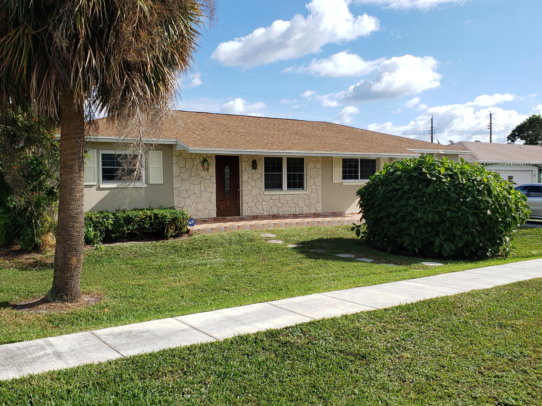 448 San Fernando Drive - Palm Springs, Florida